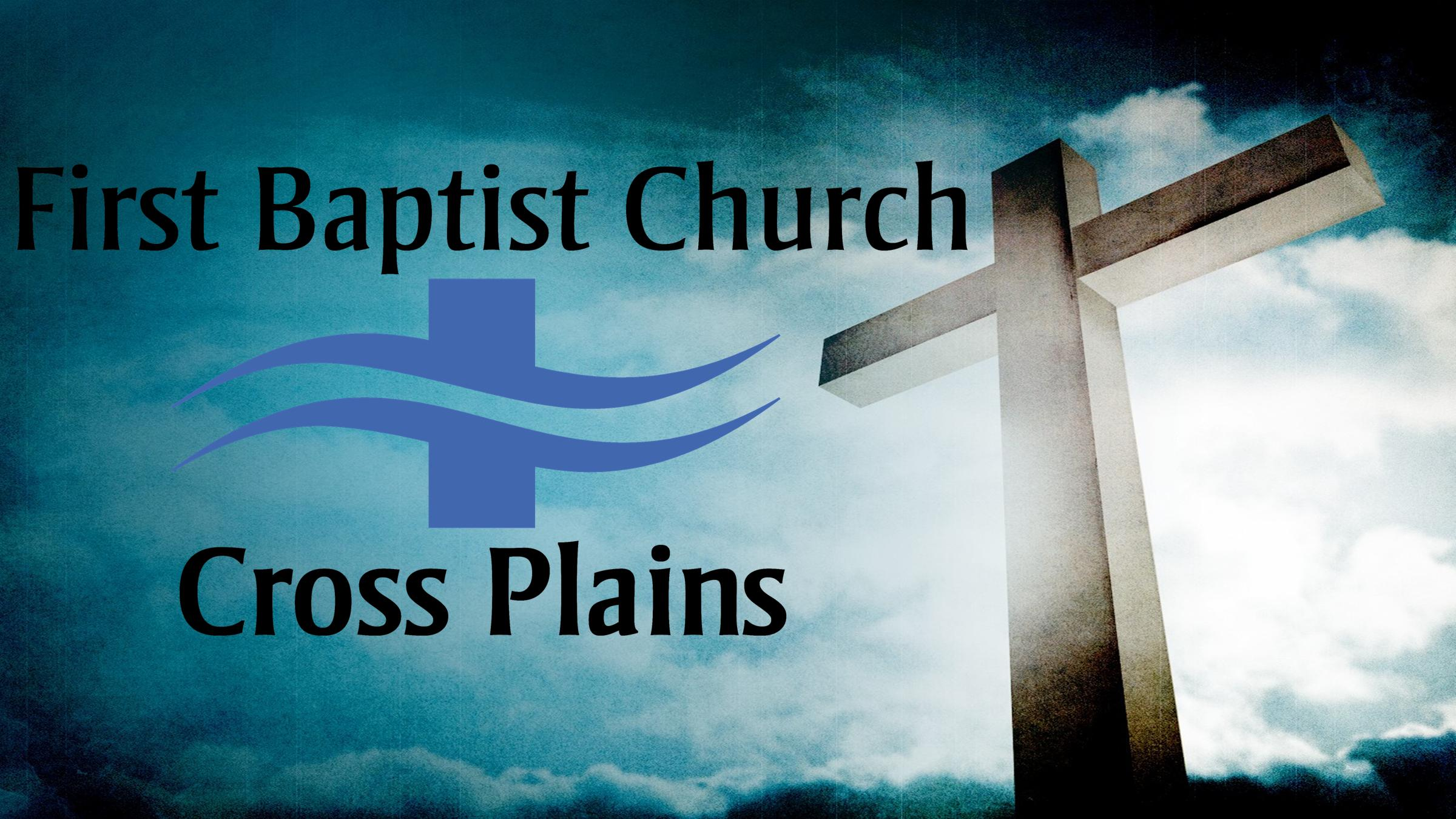 First Baptist Church Cross Plains